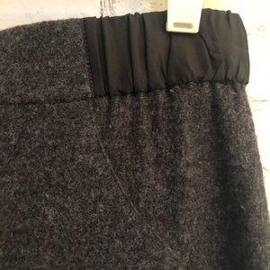 Anthropologie Skirts - Anthropologie Sparrow Wool Sweater Skirt-Pockets